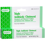Triple Antibiotic Ointment for First Aid Antibiotic by Fougera - 1 Oz