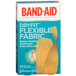 Band-Aid Dryfit Bandages, Assorted Sizes, 17ct