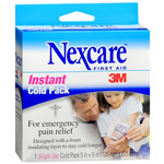 Nexcare Instant Cold Pack Single Use 1 Unit