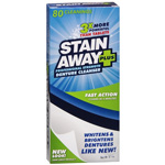 Stain Away Plus Professional Strength Denture Cleanser Powder 8.1oz.