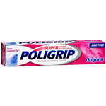 Super Poligrip Original Denture Adhesive Cream 2.4oz.
