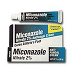 Miconazole Nitrate 2 % Antifungal Cream - 1 Oz