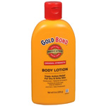 Gold Bond Medicated Body Lotion Original Strength -- 8 fl oz