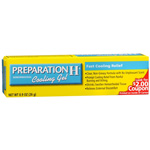 Preparation H Hemorrhoidal Cooling Gel, .9 oz
