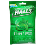 Halls Cough Suppressant/Oral Anesthetic Drops, 30 drops