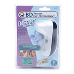 BD Instant Ear Thermometer, 1 ea