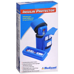 Medicool Insulin Protector Case Cooler, Blue