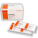 Uni-Solve Adhesive Remover Wipe Smith & Nephew 50/Box
