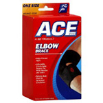 Ace Neoprene Elbow Brace One Size - 1 Ea 207249