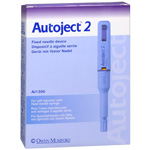 AutoJect2 Fixed Needle Injection Aid, 1 ea