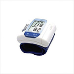 MedQuip Automatic Wrist LCD Blood Pressure Monitor BP2200