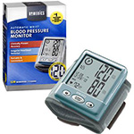 HoMedics BPW-201 Automatic Blood Pressure Monitor Wrist 1ea.