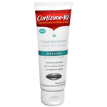 Cortizone 10 Hydratensive Healing Anti-Itch Lotion for Hands and Body Natural Aloe Formula - 4 oz