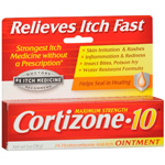 Cortizone-10 Maximum Strength Hydrocortisone Anti-Itch Ointment - 1 Oz