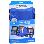 Dia Pak Diabetic Deluxe Case