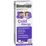 Dimetapp Grape Children