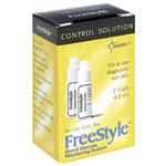 Freestyle Control Solution Vial - 2 vial/box