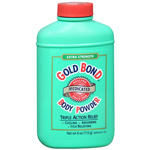 Gold Bond Medicated Powder Extra Strength - 4 oz