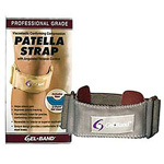 Gel Band Patella Strap - Beige, 1 ea