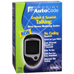 Diagnostic Devices Autocode Talking Meter - 1 kit