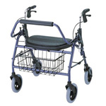 "NOVA ""Mighty Mack"" 4216 Rolling Walker, Blue"