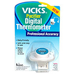 Vicks Baby Pacifier Digital Thermometer - 1 Ea