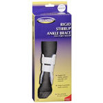 Bell-Horn Rigid Stirrup Air Ankle Brace with Hand Pump BELL 14101