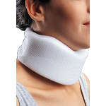Bell Horn Cervical Collar, White, 2""