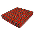 Duro-Med Fleece and Poly/Cotton Cover Polyfoam Cushion 16X18X3""