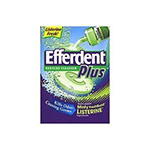Efferdent Plus Denture Cleanser Mint Tablets, 72 ea