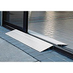 "EZ Access Threshold 4"" Single Wheelchair Ramp 34""W"