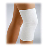 FLA Orthopedics Elastic Pullover Knee Support Large
