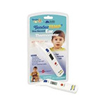 Mabis Tender Temp One-Second Ear Thermometer