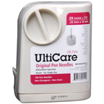 UltiCare Ulti Guard Original Pen Needles 29G 12MM BX/100