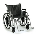Breezy Easy Care 2000HD Heavy-Duty Bariatric Wheelchair
