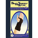 Bell Horn Deluxe Left Yourself Wrist Brace Large/XL- Left, #99342