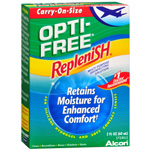 Opti-Free RepleniSH Multi-Purpose Disinfecting Solution, 2 oz