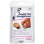 PediFix Double Toe Straightener