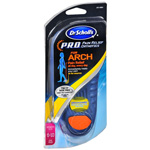 Dr. Scholl's P. R. O. Pain Relief Orthotics , for Arch, Women