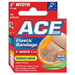Ace Elastic Bandage, 2 Inch, with E-Z Clips