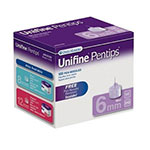 Owen Mumford Unifine Pen Needle 31G 6MM, 100ea
