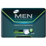 Tena Men Heavy Protection Underwear, Super Plus, Extra Large, 14 ea (case of 4), #81920