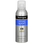 Neutrogena Ultimate Sport Sunblock Spray, SPF 70+, 5 oz