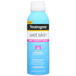 Neutrogena Wet skin Sunblock Spray, SPF 30, 5 oz