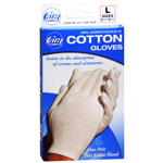 Large Cotton Gloves Pair,#Cara 86