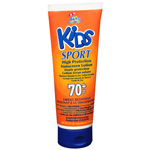 Baby Blanket Kids Sport Sunscreen Lotion SPF 70+, 6 Oz