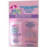 Baby Blanket Sunscreen Stick For Babies with Zinc Oxide SPF 45