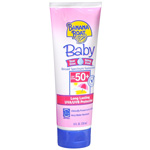 Banana Boat Baby Sunblock Lotion, Tear Free, SPF 50, 8 oz