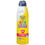 Banana Boat Kids Continuous Spray Sunscreen SPF 50, 6 oz