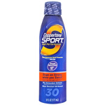Coppertone Continuous Spray Sport Sunscreen SPF 30, 6 oz